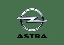 логотип Opel Astra